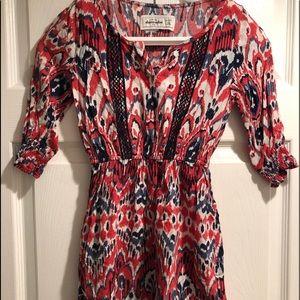 Abercrombie printed Dress
